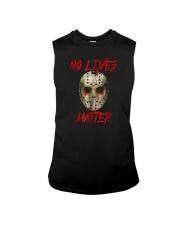 No Lives Matter T-Shirt Sleeveless Tee thumbnail