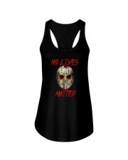 No Lives Matter T-Shirt Ladies Flowy Tank thumbnail