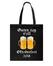 Guten Tag Y'all Shirts Tote Bag tile