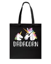 Dadacorn Shirt Tote Bag thumbnail