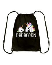 Dadacorn Shirt Drawstring Bag thumbnail