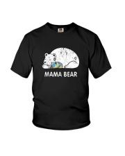 Mama Bear Autism Awareness T-Shirt Youth T-Shirt thumbnail