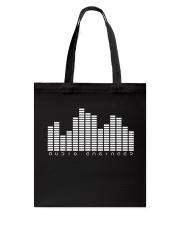 Mens Audio Engineer Shirt Sound Guy Tote Bag thumbnail