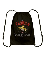 Tequila Por Favor Shirt Drawstring Bag thumbnail