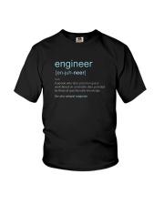 Engineer Definition T-shirt Youth T-Shirt thumbnail