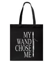 My Wand Chose Me Bassoon T shirt Tote Bag thumbnail