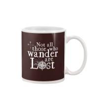 Not All Those Who Wander Are Lost Shirt Mug thumbnail