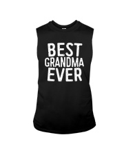 Best Grandma Ever T-Shirt Sleeveless Tee thumbnail