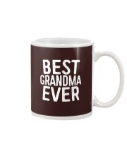 Best Grandma Ever T-Shirt Mug thumbnail