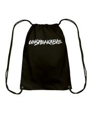 Unspeakable T-Shirt Drawstring Bag thumbnail