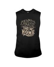 Country Roads Take Me Home T-shirt Sleeveless Tee thumbnail