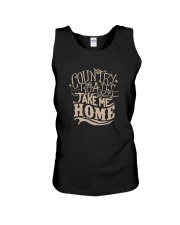 Country Roads Take Me Home T-shirt Unisex Tank thumbnail