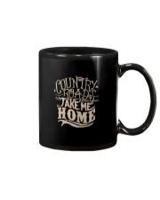 Country Roads Take Me Home T-shirt Mug thumbnail