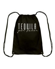 Tequila Por Favor T-Shirt Drawstring Bag thumbnail