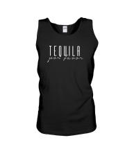 Tequila Por Favor T-Shirt Unisex Tank thumbnail