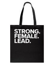 Strong Female Lead Rehearsal T-Shirt Tote Bag thumbnail