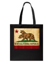 New California Republic T-Shirt Tote Bag thumbnail