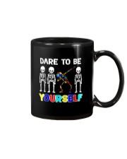 Sleketon Dabbing Autism Awareness  Mug thumbnail