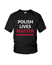 Polish Lives Matter T-Shirt Youth T-Shirt thumbnail