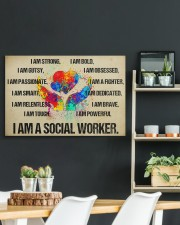 I AM A SOCIAL WORKER - CANVAS 30x20 Gallery Wrapped Canvas Prints aos-canvas-pgw-30x20-lifestyle-front-04
