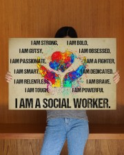 I AM A SOCIAL WORKER - CANVAS 30x20 Gallery Wrapped Canvas Prints aos-canvas-pgw-30x20-lifestyle-front-22