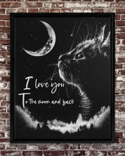 I LOVE YOU TO THE MOON AND BACK 11x14 Black Floating Framed Canvas Prints aos-floating-framed-canvas-pgw-11x14-black-lifestyle-front-11