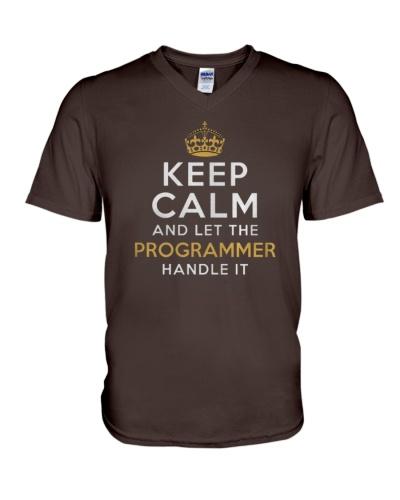 Let the programmer