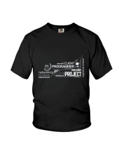 Project programmer Youth T-Shirt thumbnail