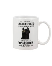 Toothless Dragon I Am Currently  Mug front