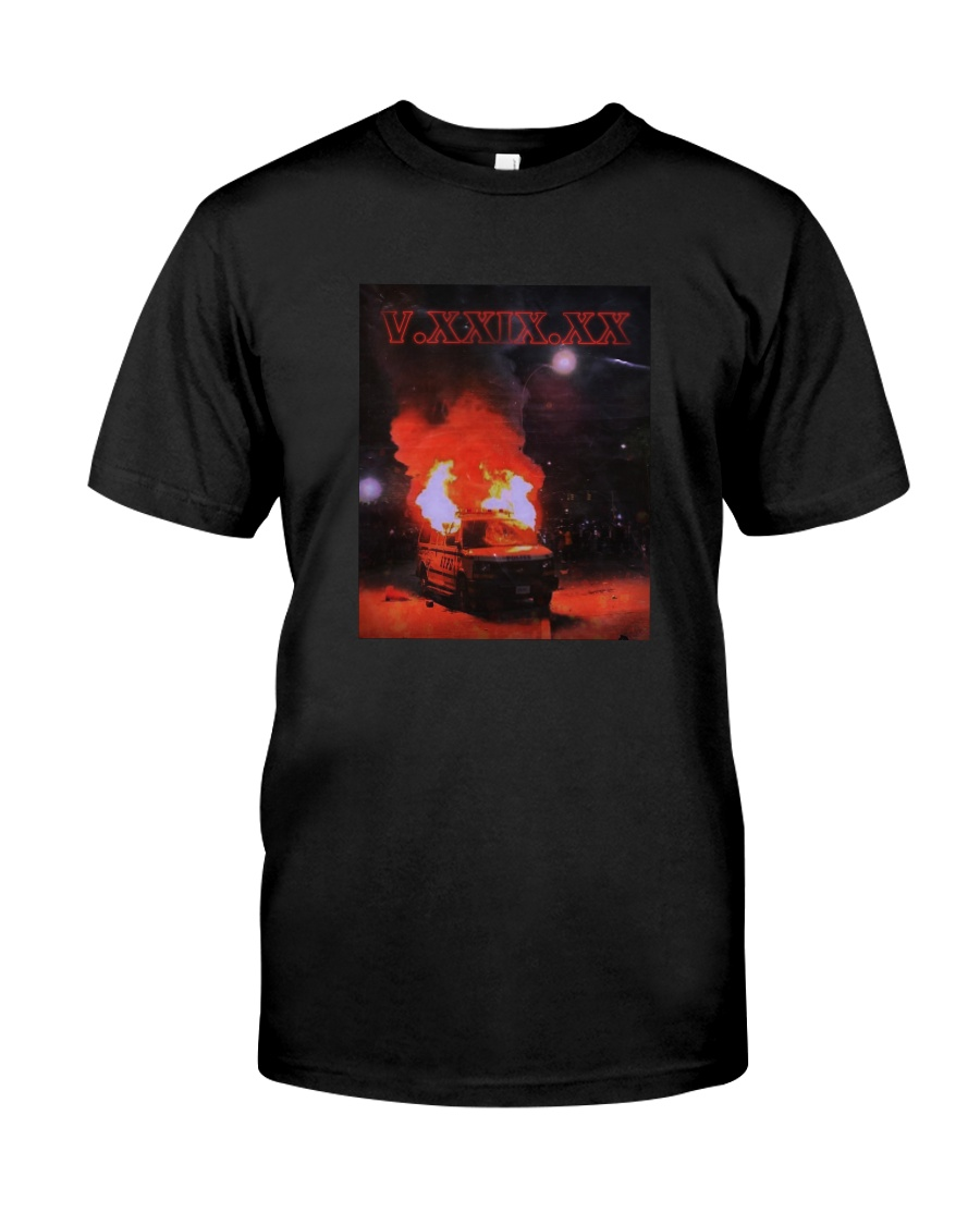 F the POLICE Classic T-Shirt