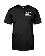 Trump 2020 Shark Edition Classic T-Shirt thumbnail