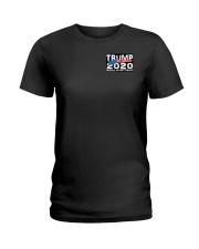 Trump 2020 Shark Edition Ladies T-Shirt thumbnail