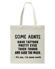 AUNTS Tote Bag thumbnail