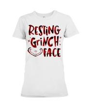 GRINCH Premium Fit Ladies Tee thumbnail