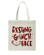 GRINCH Tote Bag thumbnail