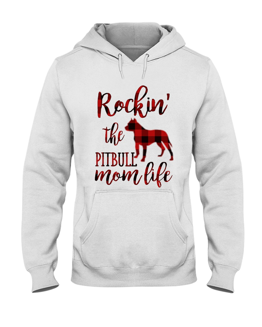 Pitbull Hooded Sweatshirt
