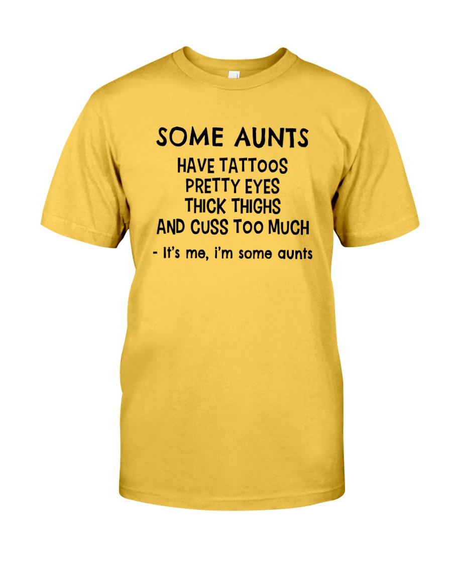 AUNTS Classic T-Shirt