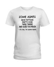 AUNTS Ladies T-Shirt thumbnail