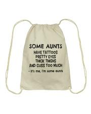 AUNTS Drawstring Bag thumbnail