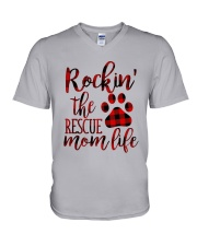 Rescue V-Neck T-Shirt tile