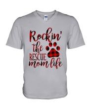 Rescue V-Neck T-Shirt thumbnail