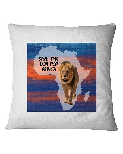 Save the lion for Africa