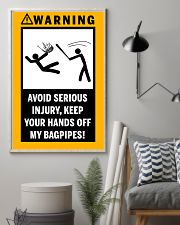 Bagpipes 16x24 Poster lifestyle-poster-1