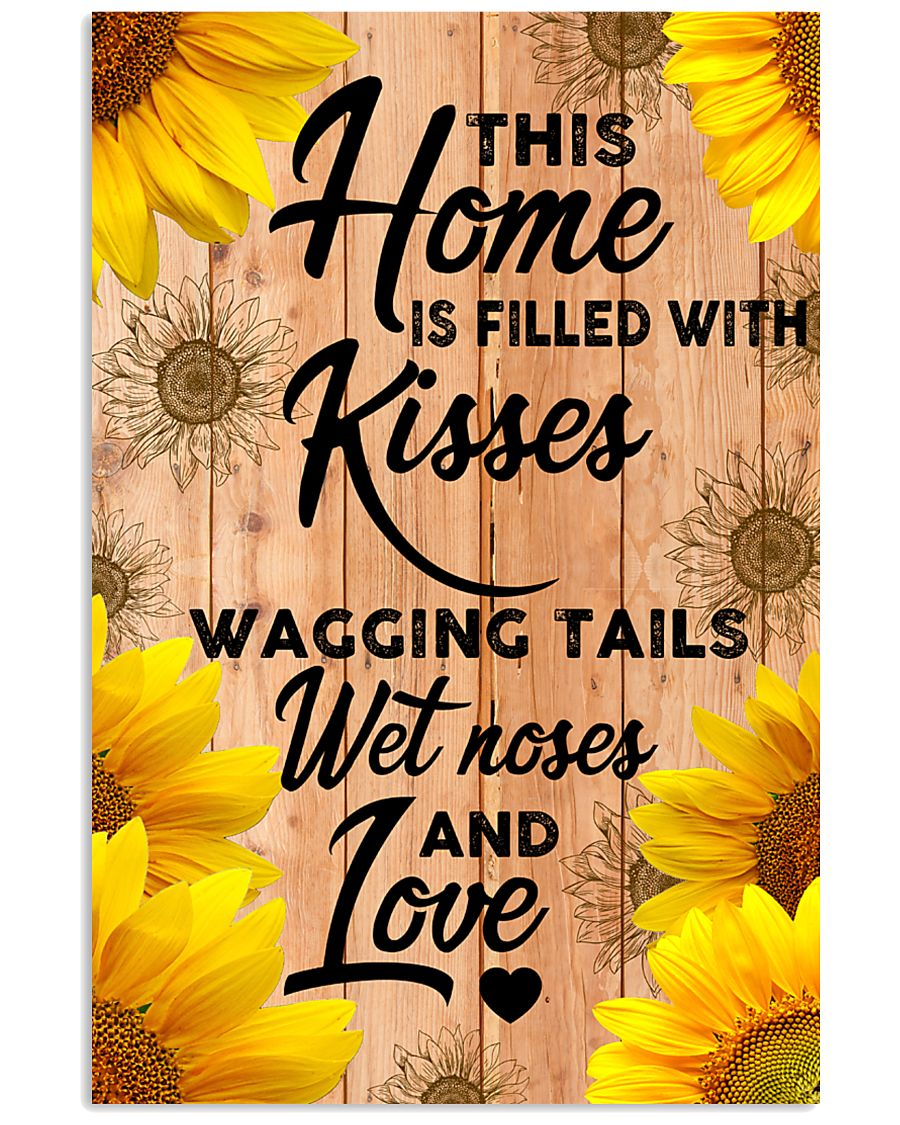 kisseshome 16x24 Poster