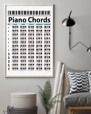 Piano Chords Pianist Music Theory Funny Musician 16x24 Poster lifestyle-poster-1