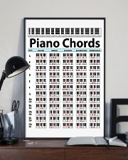 Piano Chords Pianist Music Theory Funny Musician 16x24 Poster lifestyle-poster-2