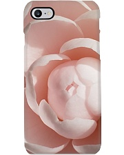 Soft Pink Floral Print Phone Case tile