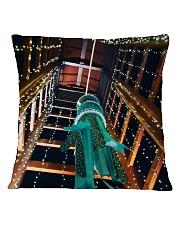 Star Festival - Tanabata Square Pillowcase thumbnail