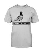 Racing Homer Pigeon Shirts Classic T-Shirt front