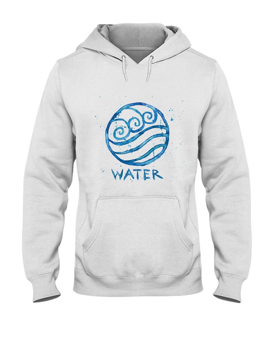YahBoyAang Water Hoodie Hooded Sweatshirt